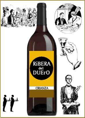 carta sumiller gráfico: encuentra tu vino