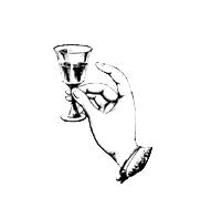 Sumiller gráfico vinos excelentes